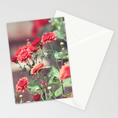 The Red Garden Stationery Cards