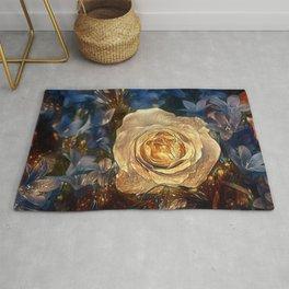 Golden Rose Collection #4 Rug