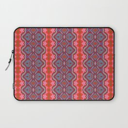 Summer splash - Coral and Blue Laptop Sleeve