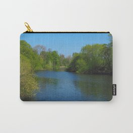 River Ouse near York Carry-All Pouch