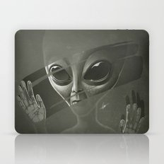 Alien Laptop & iPad Skin