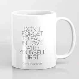 Inspirational Quote,Wall Art,Girly Print,Giclee,Girls Room Decor,Fashion,PRINTABLE Art, Coffee Mug