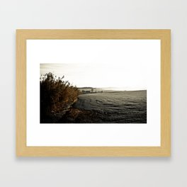 Terra_05 Framed Art Print