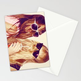 it girls Stationery Cards