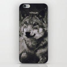 Wolf II iPhone & iPod Skin