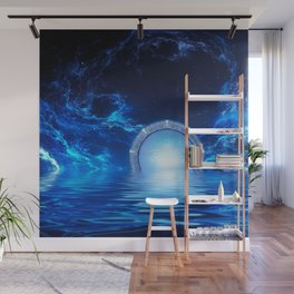 Gate of the Stars Wall Mural