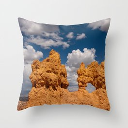 Bryce Canyon National Park, Utah - 2 Throw Pillow