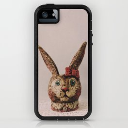 Bunny Bow Bunny iPhone Case