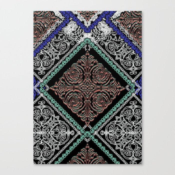 Byzantium Canvas Print