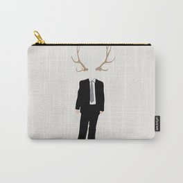 Nature and Society Carry-All Pouch