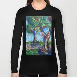 Landscape 3 Long Sleeve T-shirt