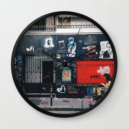 chez Gainsbourg Wall Clock