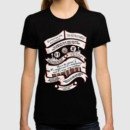 La La Land Quotes T-shirt