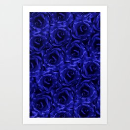 C13D Everything rosy 3 Art Print