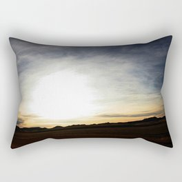 montana skies Rectangular Pillow