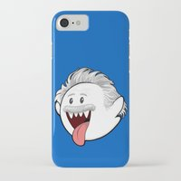 boob iPhone & iPod Cases featuring Boo Einstein by Olechka