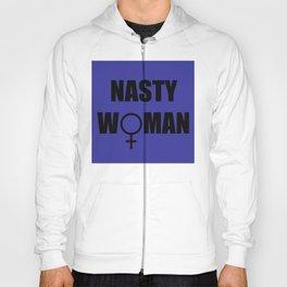 Nasty Woman (Blue) Hoody
