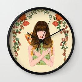 Chiquitita Wall Clock