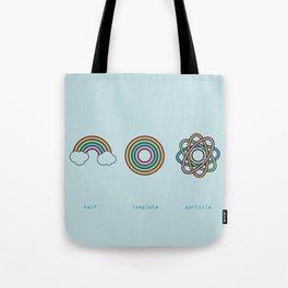 Particle Tote Bag