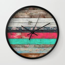The Sounds of Times Wall Clock