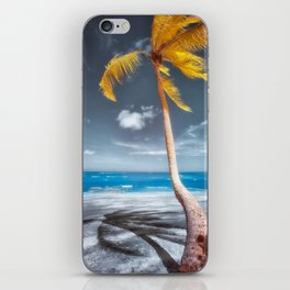 Summer Beach iPhone Skin