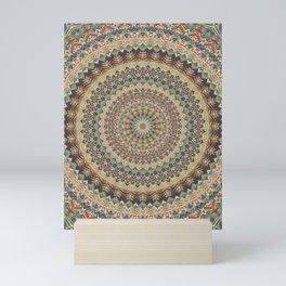Mandala 577 Mini Art Print