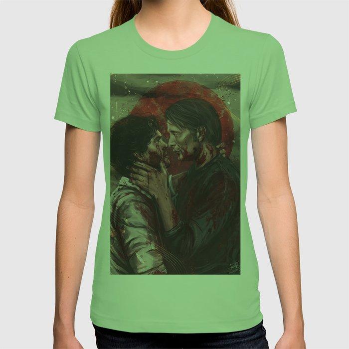d680a578c83d1a Love Crime T-shirt by monikax