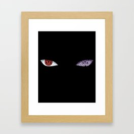 The Ultimate Eyes Framed Art Print