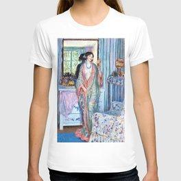 The Robe - Frederick Carl Frieseke T-shirt