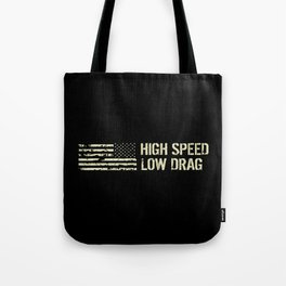 U.S. Military: High Speed Low Drag Tote Bag