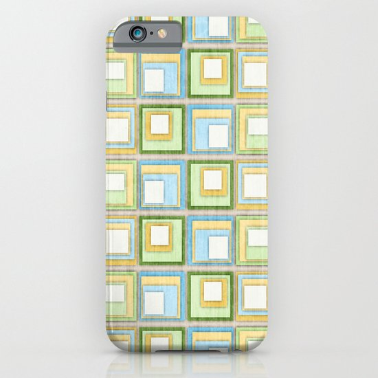 English Country Tiles. iPhone & iPod Case