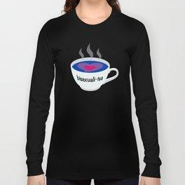 Bisexuality Bisexualitea Tee Long Sleeve T-shirt