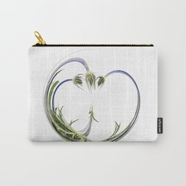 Warped Milk Thistle Carry-All Pouch