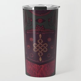 Born in Blood Travel Mug