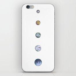 Moons of Uranus iPhone Skin