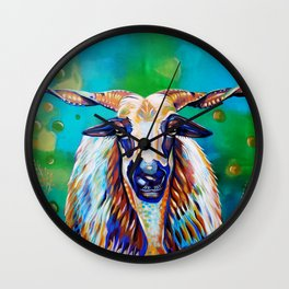 Portuguese beauty Wall Clock