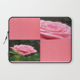 Pink Roses in Anzures 3 Blank Q11F0 Laptop Sleeve
