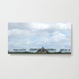 Le Mont Saint Michel 8 Metal Print