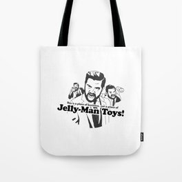 Jelly-Man Toys Tote Bag