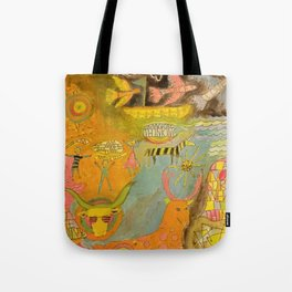 Magical Thinking Tote Bag