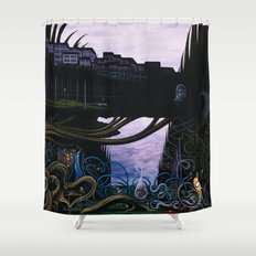 Kiss of Life Shower Curtain