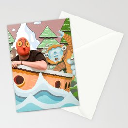 Self Portrait Stationery Cards