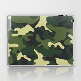 Army Green Camouflage Camo Pattern Laptop & iPad Skin