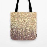 cafe Tote Bags featuring Cafe Latte by Lisa Argyropoulos