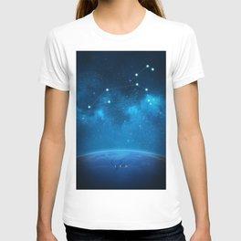Leo: Astrological Art T-shirt