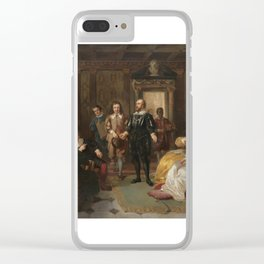 Ladislaus Bakalowicz 1833 - 1904 POLISH THE INTRODUCTION Clear iPhone Case
