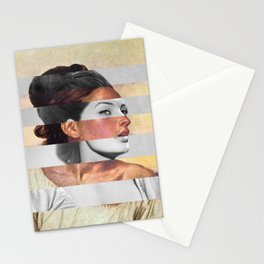 Delacroix's Orphan Girl at the Cemetery & Sophia Loren Stationery Cards