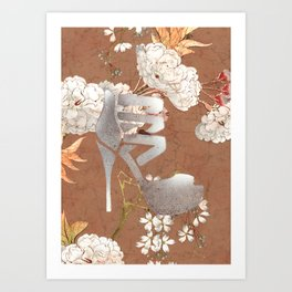 Stiletto #4 Art Print
