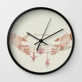 It's Complicated... Wall Clock