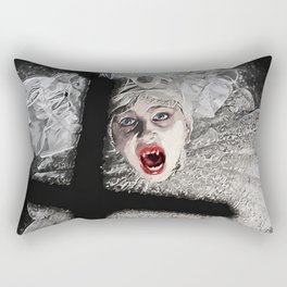 Lucy Westenra Rectangular Pillow